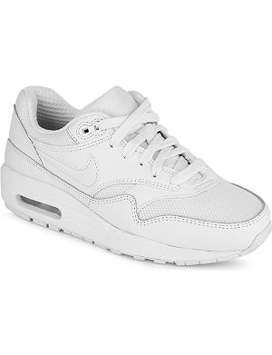 NIKE Air Max 1 trainers 8-12 years
