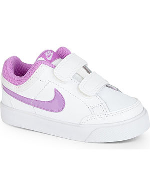 NIKE Velcro fastened trainers 1-5 years