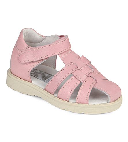 STEP2WO Selina sandals 6 months-4 years (Pink+leather