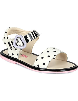 SOPHIA WEBSTER Leather sandals 4-9 years