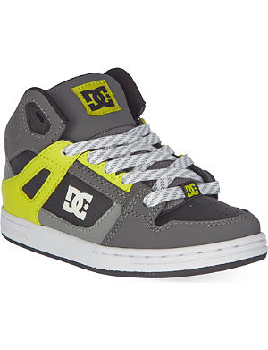 DC LONDON Rebound SE high-top trainers