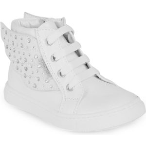 Angel leather trainers 6 months-5 years