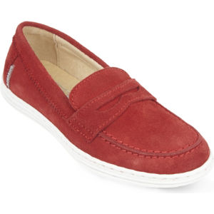 Hamish leather moccasins 6-11 years