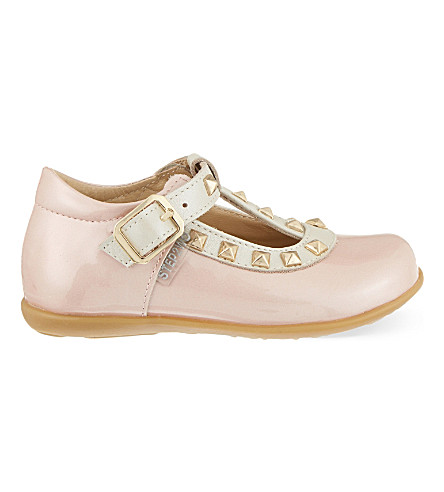 STEP2WO Minivenetia patent-leather pumps 1-4 years (Palpnkpat