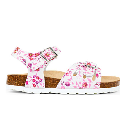 STEP2WO Saffy floral print sandals 2-8 years (Pink