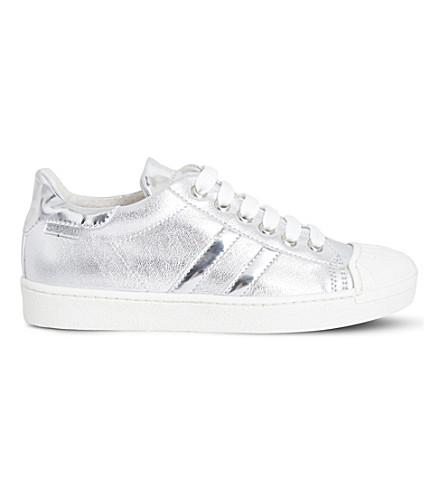 STEP2WO Falcon 2 metallic sneakers 6-12 years (Silver