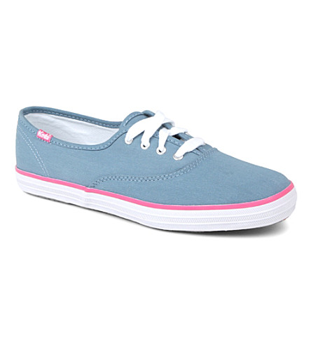 KEDS Champion unisex trainers 6-11 years (Blue