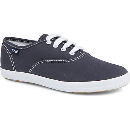 KEDS Champion unisex trainers 6-11 years (Navy