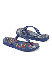 HAVAIANAS Justice League flip–flops 6-9 years