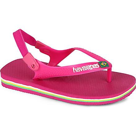 HAVAIANAS Unisex flip–flops 2-4 years (Pink
