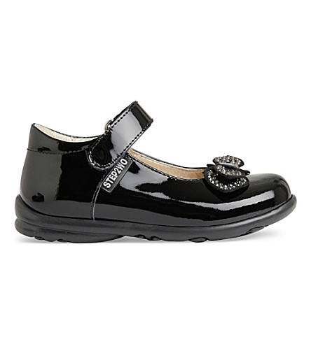 STEP2WO Grace patent-leather shoes 1-6 years (Black+patent