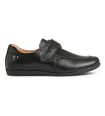 STEP2WO Pandora leather shoes 5-8 years (Black+leather