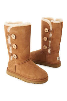 UGG Bailey triple-button boots sizes UK 12 (kids)-UK 5 (adult)