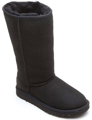 UGG Classic tall boots sizes UK 12 (kids)-UK 5 (adult)