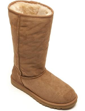 UGG Classic tall boots sizes UK 12 (kids)-UK 5 (adult)