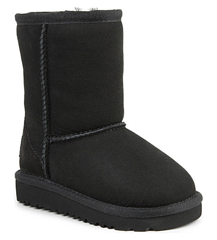 UGG Classic low boots 2-10 years (Black