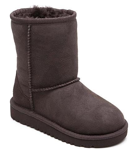 UGG Classic low boots 2-10 years (Brown