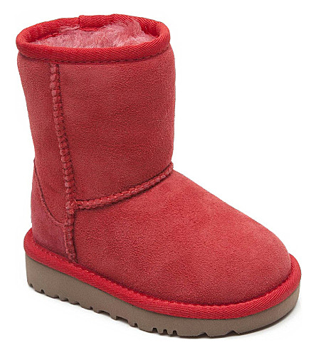 UGG Classic low boots 2-10 years (Red