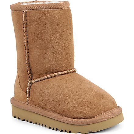 UGG Classic low boots 2-10 years (Tan