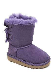 UGG Ribbon back boots