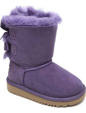 UGG Ribbon-back boots