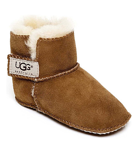 UGG Erin baby booties 6 months 1 year (Tan