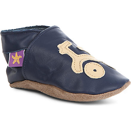STARCHILD Scooter pram shoes 6 months-1 year (Navy