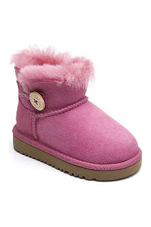 UGG Mini Bailey Button boots sizes UK 5 (kids)-UK 6 (adult)