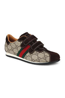 GUCCI Logo-detailed trainers 5-8 years