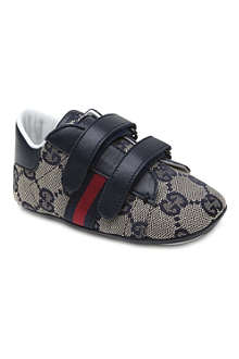 GUCCI Logo printed trainers 6 months-1 year