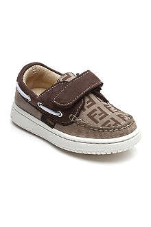 FENDI Velcro loafers 1-4 years