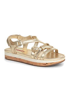 PRADA Wedge sandals 6-9 years
