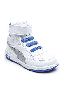 PUMA Velcro high-top trainers 2-5 years
