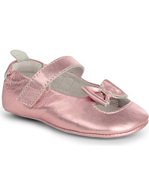 OLD SOLES Leather ballet shoes 6 months-1 year