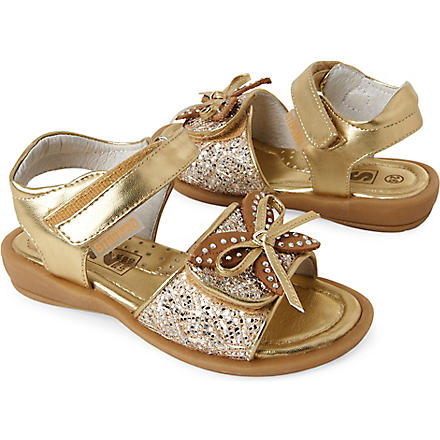STEP2WO Magic leo 2 sparkle sandals 3-8 years (Gold