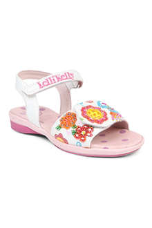 LELLI KELLY Beaded sandals 3-8 years