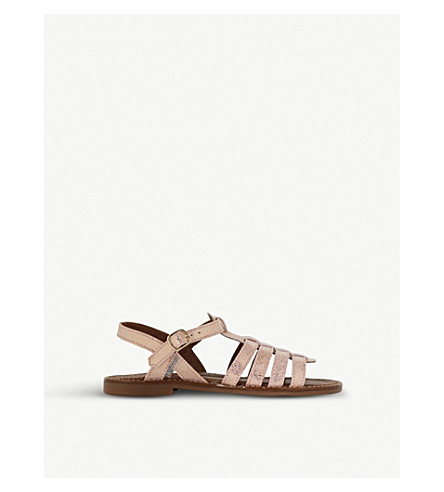 STEP2WO Marla Marla leather sandals 5-10 years (Pink