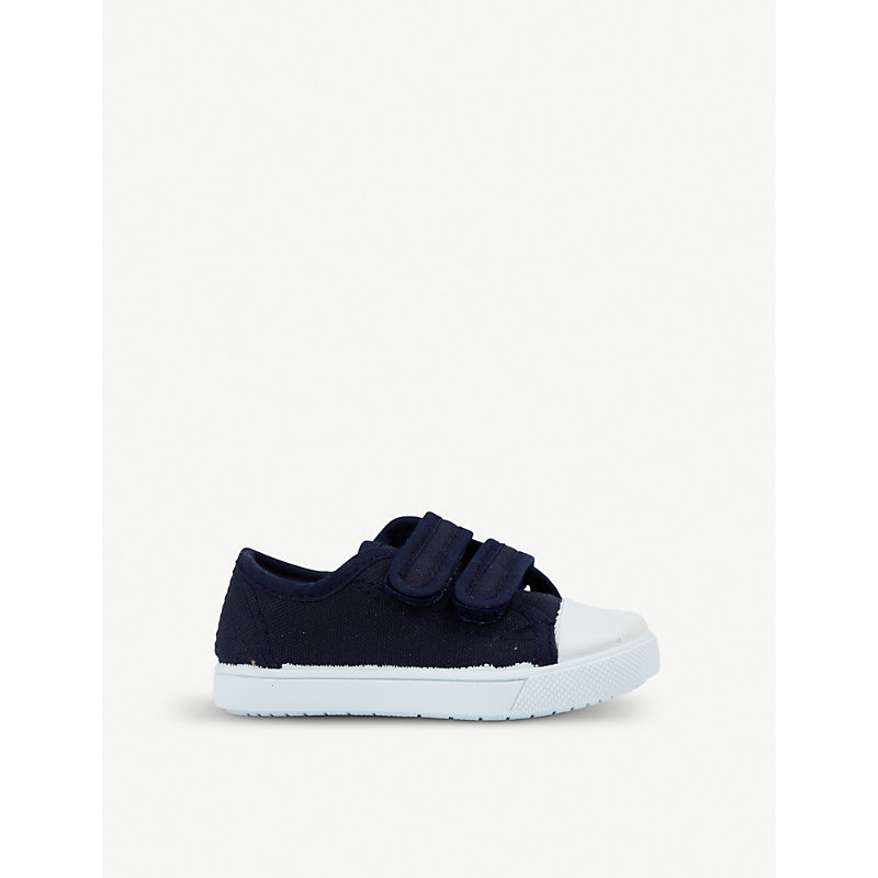 STEP2WO SHOES | Seaside Canvas Trainers 6 Months – 7 Years | Goxip