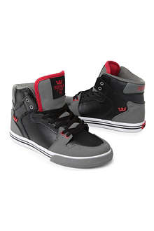 SUPRA Vaider high-top trainers 7-10 years