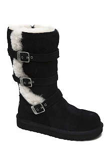 UGG Maddi buckle boots 7-11 years