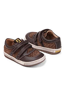 FENDI Logo trainers 1-9 years