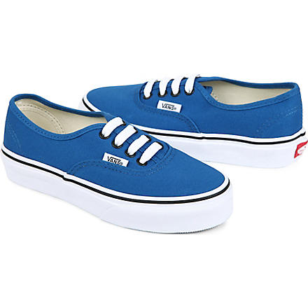 VANS Authentic trainers 3-11 years (Blue