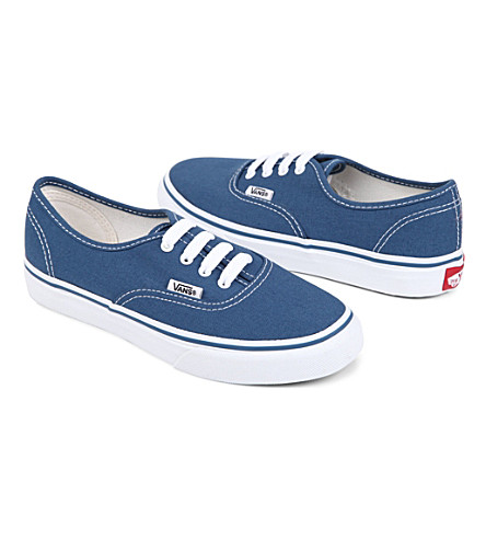 VANS Authentic trainers 3-11 years (Navy