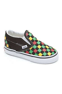 VANS Checkerboard slip-on trainers 2-8 years