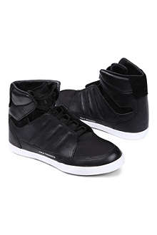 Y3 High-top trainers 8-9 years