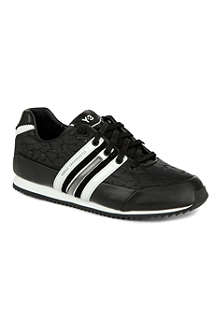 Y3 Striped trainers 6-10 years