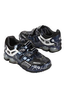 GEOX Fighter light-up trainers 6-8 years