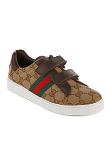 GUCCI Logo-detailed trainers 5-5 years