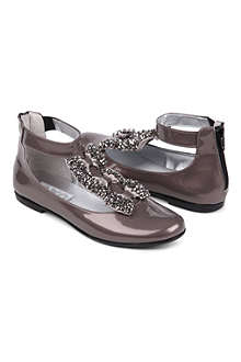 STEP2WO Shanell embellished bow shoes 6-11 years
