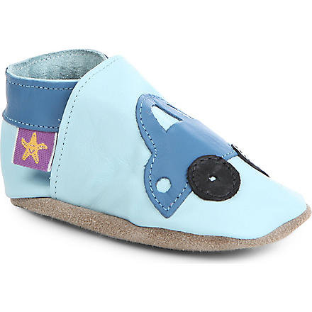 STARCHILD Car pram shoes 6 months-1 year (Blue